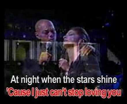I just can't stop loving you - Michael Jackson (Karaoke)