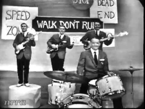 "The Ventures ""Walk Don't Run"""