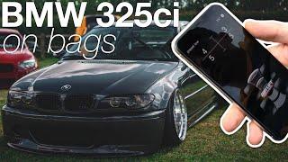 BMW E46 On Bags!?!