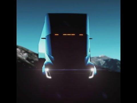 Tesla Semi Truck Live Reveal
