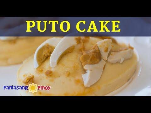 Puto Cake