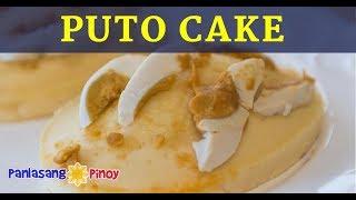 How to Make Puto Cake