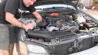 Subaru Manual Transmission ( Transaxle ) Oil level check