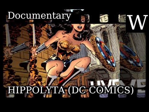 HIPPOLYTA (DC COMICS) - WikiVidi Documentary