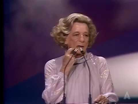 Image result for lillian hellman oscar