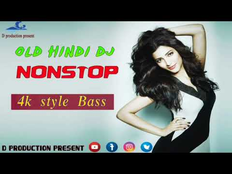 @contai DJ | Hindi old nonstop love DJ | new style bass mix | d music production