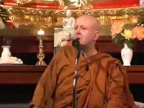 Buddhism and Sects   Ajahn Brahm   01-06-2007