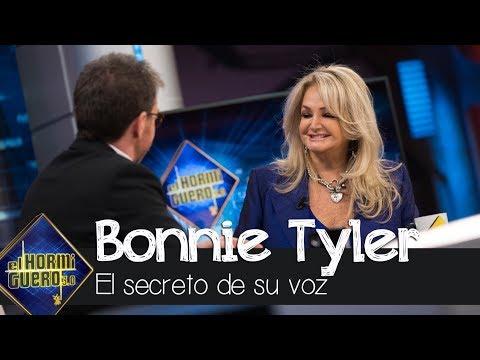Bonnie Tyler desvela el verdadero secreto de su voz - El Hormiguero 3.0