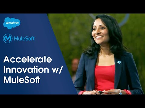 Integration Keynote: MuleSoft Connects Every App, Data and Device