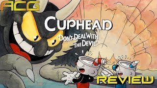 "Cuphead Review ""Buy, Wait for Sale, Rent, Never Touch?"""