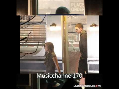 Eminem Space Bound Music Video Shoot (Part 2)