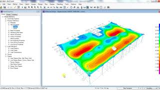 PROFESSIONALLY FLAT SLAB DESIGN IN SAFE PART 3/4