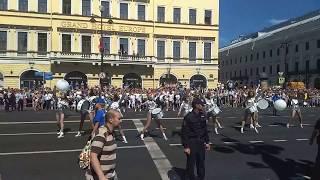 видео День города Санкт-Петербурга