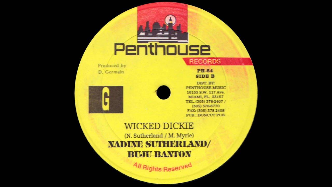 Nadine Sutherland & Buju Banton - Wicked Dickie