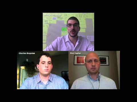 Osterwalder and Kenai Sports Talk Business Models | WSJ Startup of the Year