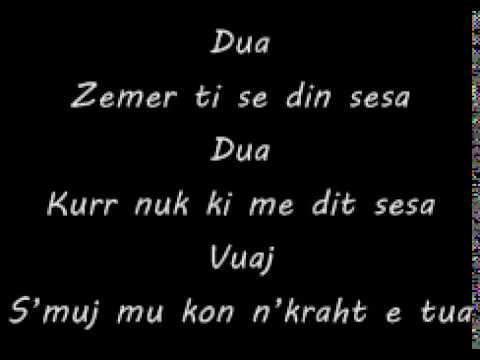 Enca - Dua (Lyric Video)
