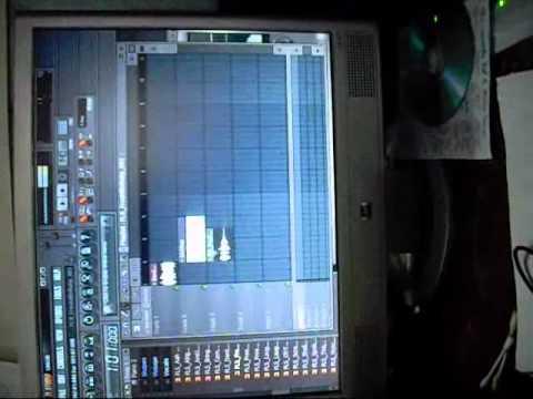 วิธีการใช้ FL Studio9 โปรแกรมแต่งเพลง