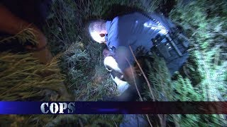 Road to Grass Really Fast, Deputy Randy Rael, COPS TV SHOW