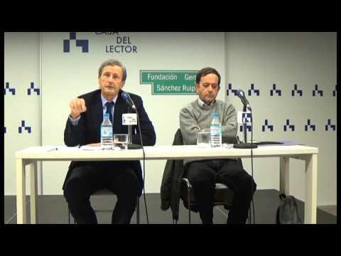 """Diego Sánchez Meca: """"La nietzscheana historia natural de la moral"""". Casa del Lector, 29-10-15"""