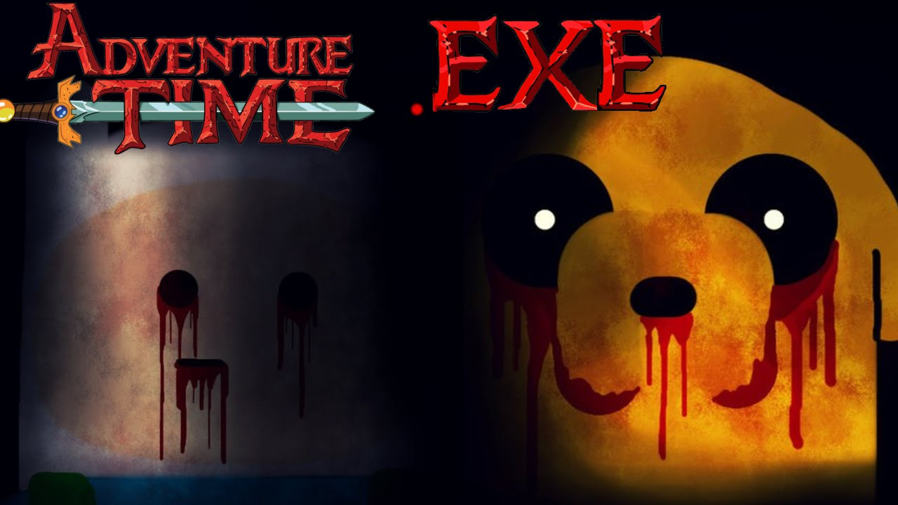 ADVENTURE TIME.EXE - CHEAP JUMPSCARES! - YouTube