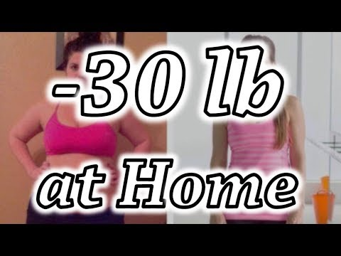 How to Lose 30 Pounds in 2 Week at Home – Lose Weight Fast Without Exercise – Belly Fat