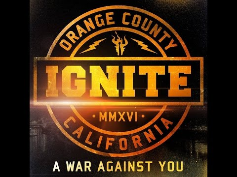IGNITE: War is not a solution