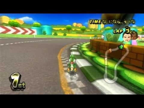 Mario Kart Wii 9999 VR Run Part 08