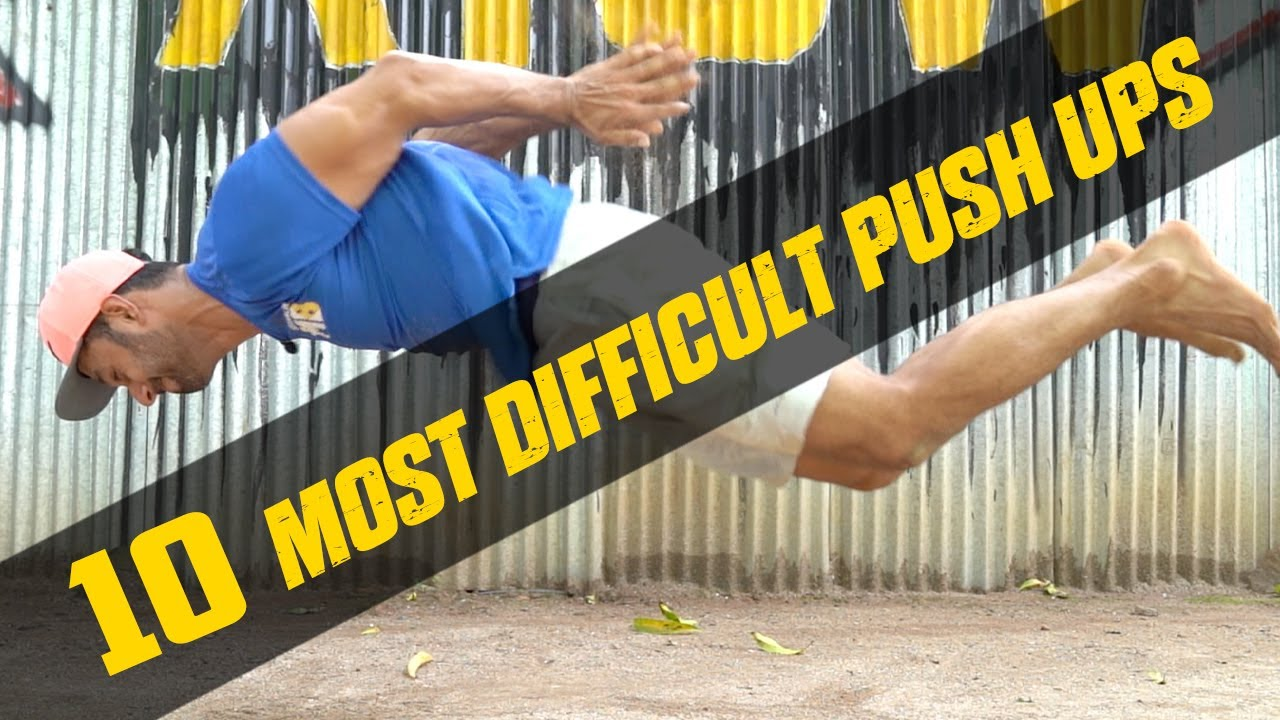 A push up javítja a látást