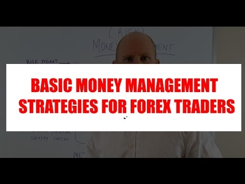Forex money management strategy