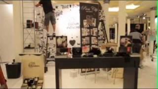 Video: SILKY SENSUAL HANDCUFFS