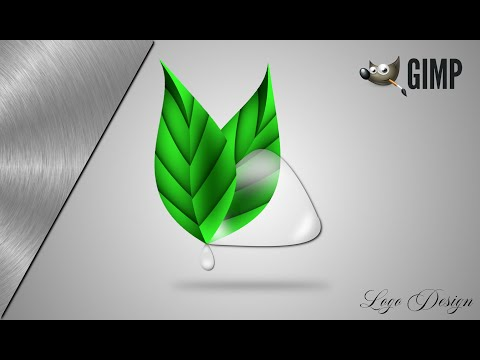 Logo Design In Gimp /Photoshop Alternative /Free Software/2019 thumbnail