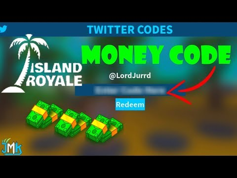 Roblox Island Royale Money Code New 2018 Outdated Expired