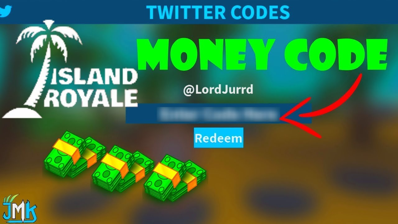 Roblox Island Royale MONEY CODE *NEW 2018* (OUTDATED ...