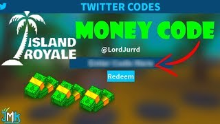 Roblox Island Royale MONEY CODE *NEW 2018* (OUTDATED /EXPIRED)