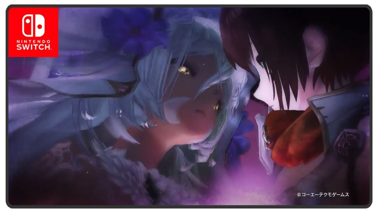 Download Nights of Azure 2: Bride of the New Moon - Promotional Trailer Nintendo Switch