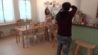 水着のkirara-水着撮影.