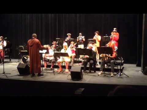 Halloween Concert at Capilano College