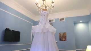 Утренние сборы невесты в Санкт-Петербурге