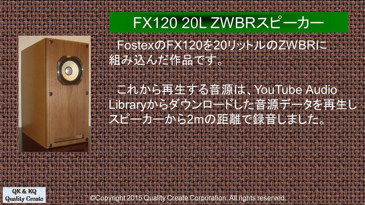 Fostex FX120