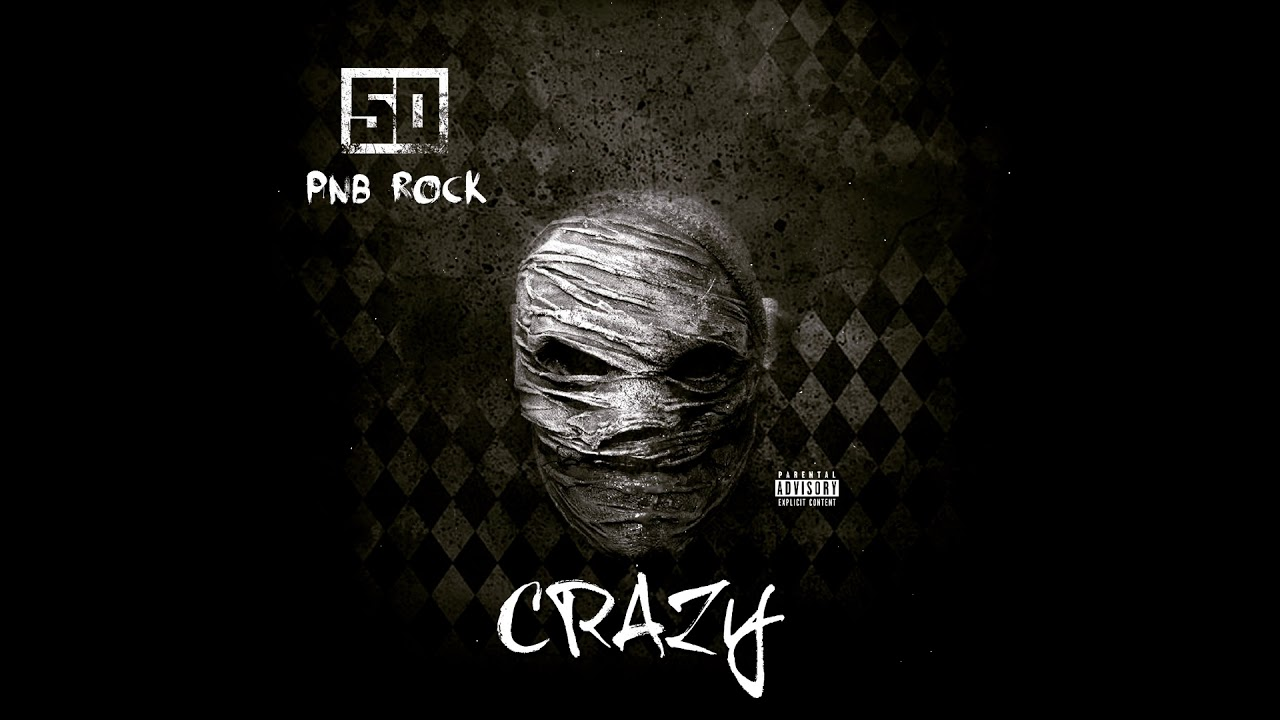 50 Cent - Crazy (feat. PnB Rock) - Official Audio!