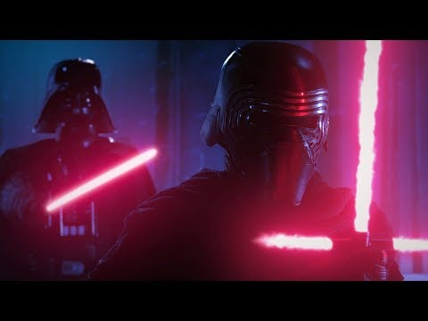 Kylo Ren vs Darth Vader - FORCE OF DARKNESS (A Star Wars Fan-Film)