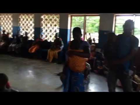Health Centre Anchilo in Mozambique