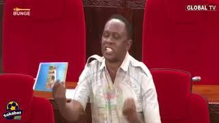 MSIGWA: Prof Kitila Kakazana Kujibu Maaskofu, Kasahau Kazi Yake
