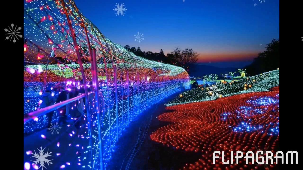 the winter light festival japan youtube. Black Bedroom Furniture Sets. Home Design Ideas