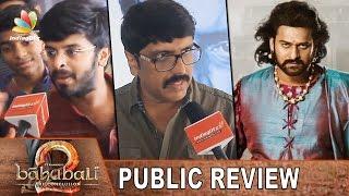 Baahubali 2: The Conclusion :Theatre Review   Prabhas, Rana, SS Rajamouli, Anushka    Malayalam News