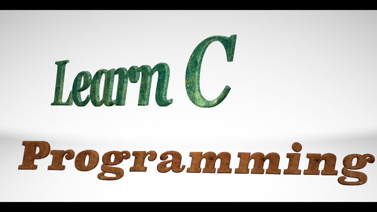 Learn C Programming ,C Programming in Hindi step by step ,C programming Tutorials for Beginners,