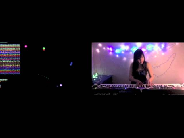 aivi-surasshu-lonely-rolling-star-piano-chiptune-cover-aivi-tran