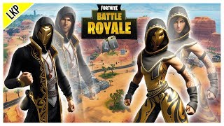Need A Duo Partner! Fortnite Arena Champion League! !team New Fortnite Pharaoh Skins!?