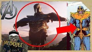 Avengers Endgame trailer rozbor, analýza, easter eggy, clickbait, všechno co jste si přáli, OMG KLIK