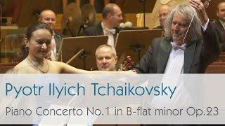 Pyotr Tchaikovsky - Piano Concerto No. 1 in B-flat minor, Op. 23 - Dinara Klinton, Marek Pijarowski